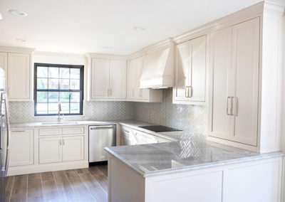 Whitehead Residential kitchen remodel
