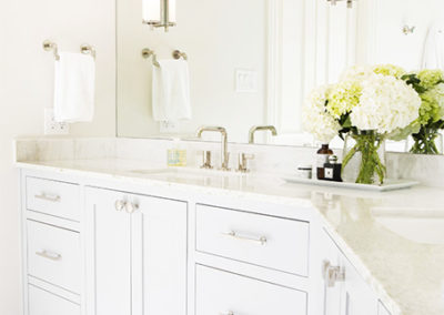 Whitehead Residential bathroom remodel